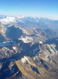 Científicos logran determinar que la nieve de la Cordillera de Los Andes es tan limpia como la del Ártico canadiense
