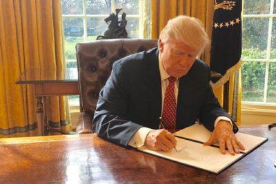 Donald Trump ordena el envío de la Guardia Nacional a la frontera con México