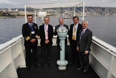 ENAP suma moderno buque tanquero de Naviera Ultranav y refuerza su cadena logística