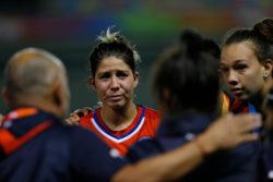 VIDEO | Sentido discurso de Carla Guerrero evidencia la realidad del fútbol femenino en Chile