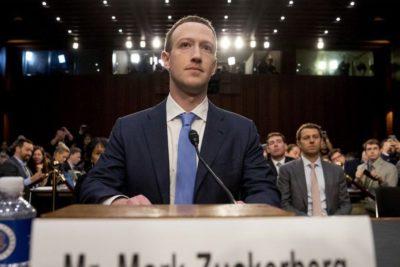 VIDEO | La pregunta que acorraló a Mark Zuckerberg en su comparecencia ante el Congreso
