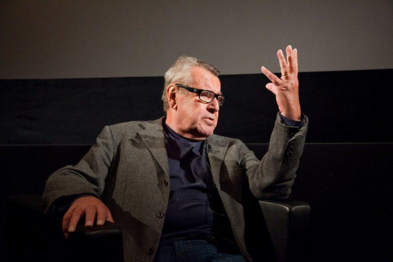 A los 86 años fallece el galardonado cineasta Milos Forman