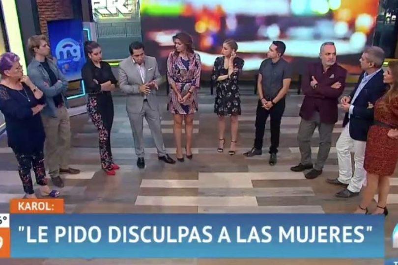 """""""La familia"""" blinda al macho: el reflejo de la sociedad en el Mucho Gusto y Karol Lucero"""