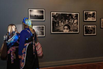 Bellas Artes expone íntimo retrato del pueblo mapuche