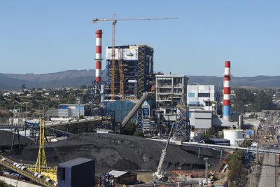 Termina investigación de contaminación de mar de Coronel por contaminantes de Bocamina