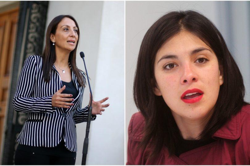 Cecilia Pérez comparó visa especial para venezolanos con exiliados y Karol Cariola le dijo de todo