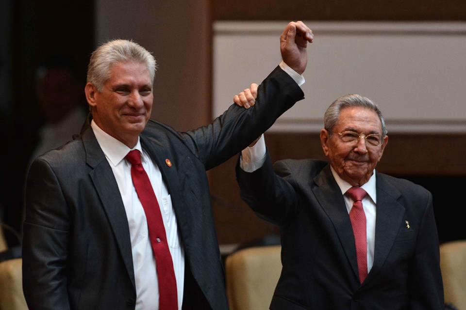 Cuba instala a Miguel Díaz-Canel como nuevo Presidente