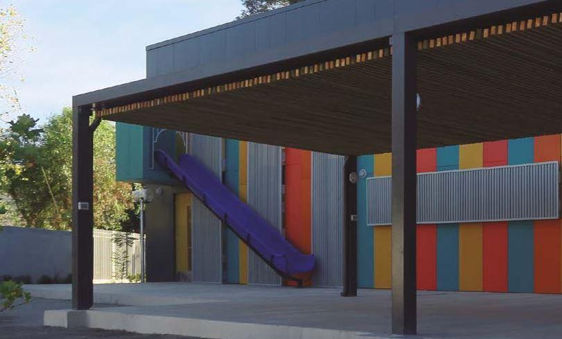 Arquitectura pensada en los ni os c mo son los 469 nuevos for Andalue jardin infantil