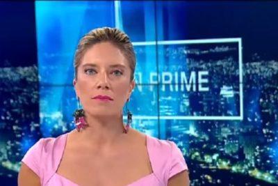 AUDIO | Conductora de CNN Chile viraliza audio de diputado RN donde tilda a personas trans de anormales