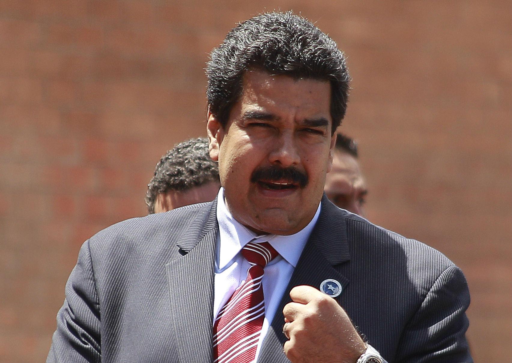 """""""Maduro expresó su intensión de adelantar nuevas elecciones legislativas, pero no presidenciales"""""""