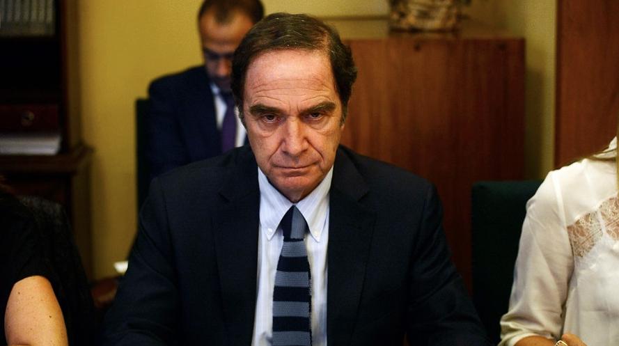 """Hernán Larraín, ministro de Justicia: """"La mayoría de los jueces son de izquierda"""""""