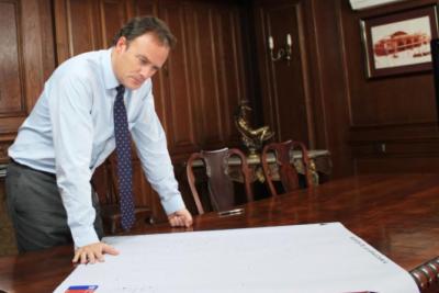 Ministro Felipe Ward impulsará Catastro Nacional Único para La Araucanía