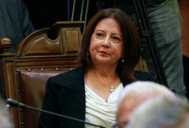 Soledad Alvear renuncia a la DC tras 50 años