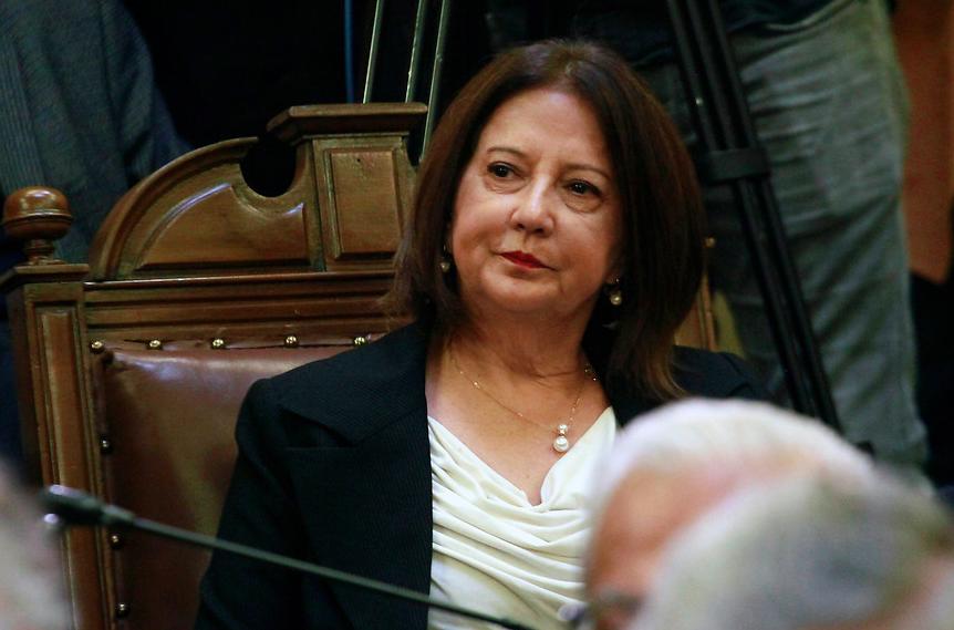 """""""Soledad Alvear renuncia a la DC tras 50 años"""""""
