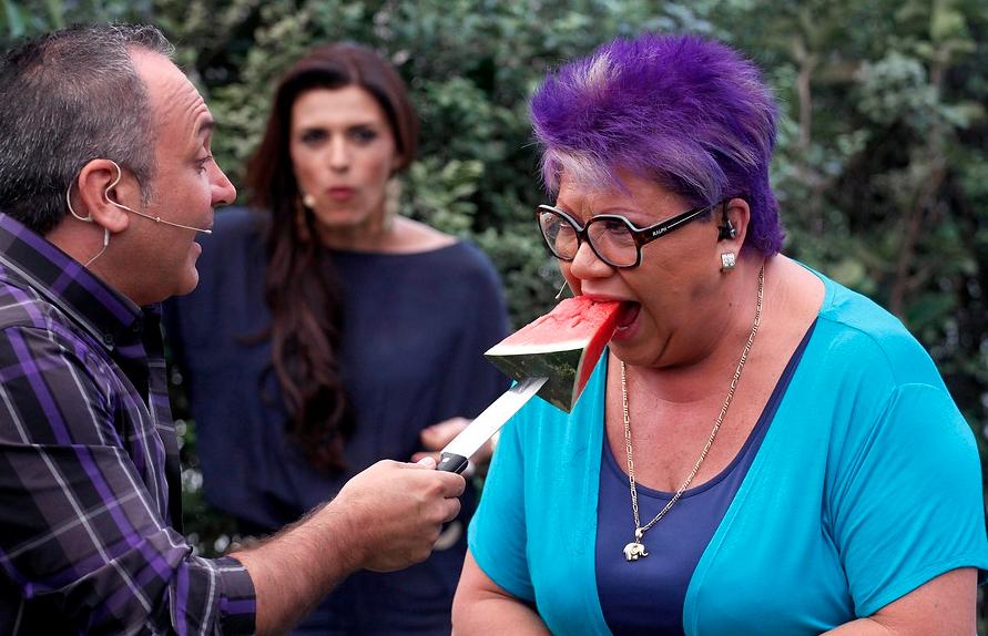 Patricia Maldonado responde con insultos de grueso calibre a campaña de Schwarz para sacarla de Mega