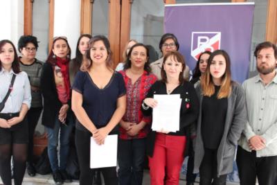 Mesa de Acción por el Aborto entrega argumentos para interpelación al ministro Santelices