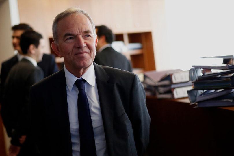 Ex ministro de Piñera Gabriel Ruiz-Tagle vuelve a la presidencia de Blanco y Negro