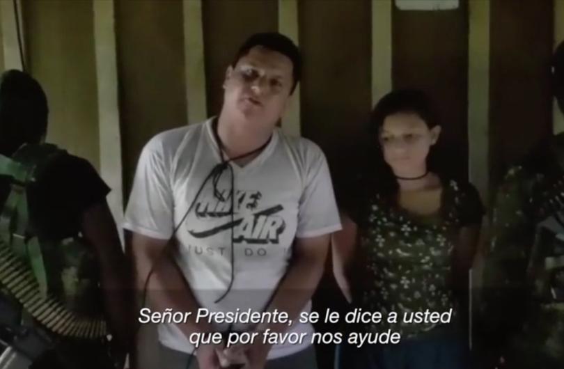VIDEO |Ecuador confirma nuevo secuestro orquestado por alias 'Guacho'