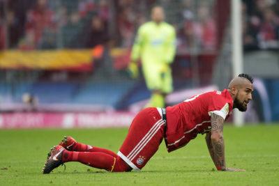 Arturo Vidal se pierde semifinal de la Champions y resto de la temporada