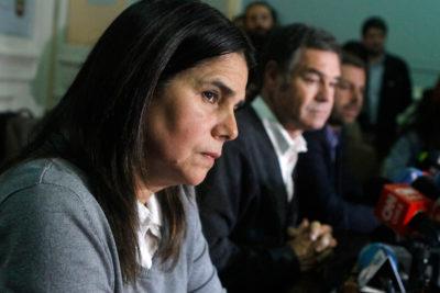 """""""No hemos sido escuchados por Piñera"""": Ximena Ossandón se enfrenta al Gobierno por LIG"""