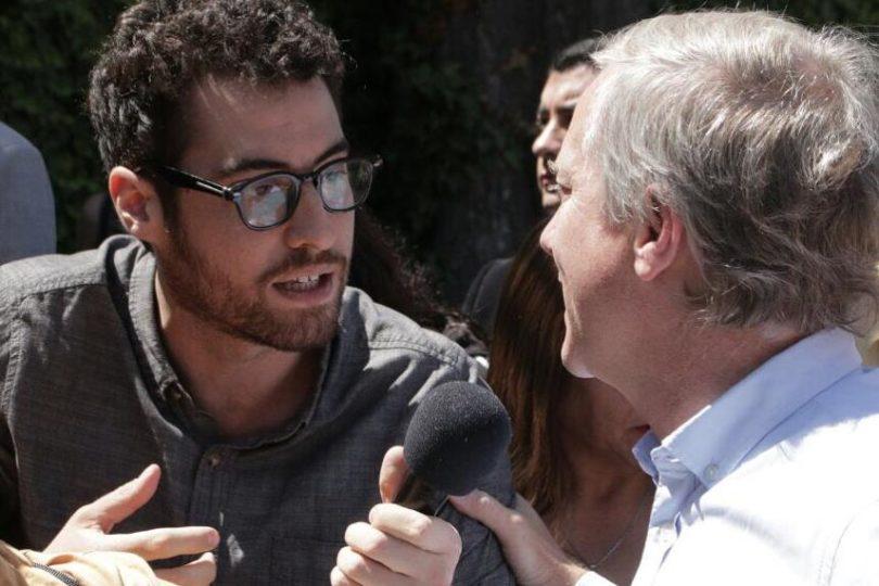 """Ignacio Socías hace extenso mea culpa: """"Agradezco el cariño, pero el apoyo tiene que ir siempre a la víctima, en este caso Denisse Malebrán"""""""