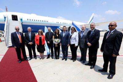 Guatemala sigue los pasos de EE.UU. y traslada su embajada desde Tel Aviv a Jerusalén
