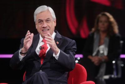 """""""Nos hicieron una trampa"""": la extraña explicación de Piñera a la compra de la TV de 8,5 millones en Cerro Castillo"""
