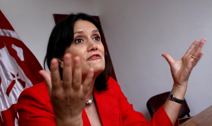 """Laura Albornoz y polémica de Manena Piñera: """"Fue una torpeza y choreza innecesaria"""""""