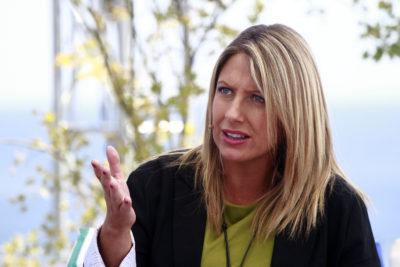 """Macarena Tondreau le habla a quienes cuestionan a las mujeres abusadas por """"no denunciar en su momento"""""""
