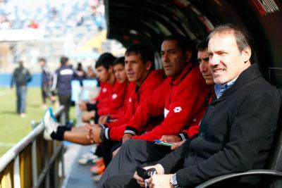 Sergio Vargas anunció a su cuerpo técnico en caso de llegar a Universidad de Chile