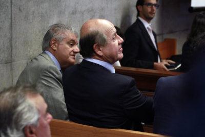 Caso Penta: TC acogió a trámite recurso del PS que busca dejar sin efecto acuerdo de Lavín y Délano con la Fiscalía