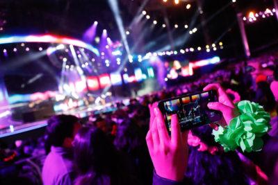 Canal 13 y TVN firman el contrato para la concesión del Festival de Viña