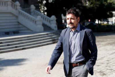"""Sebastián Depolo: """"Encuentro que el de brazos cortos se quedó ídem con sus anuncios"""""""