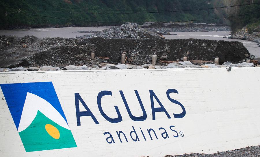 La millonaria demanda colectiva del Sernac que dejaría a Aguas Andinas en la quiebra