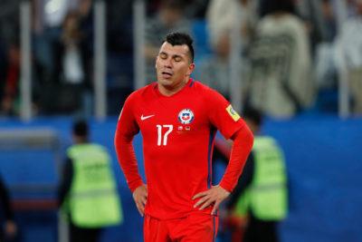 Gary Medel lidera la nómina de Chile de cara a amistosos ante Serbia, Polonia y Rumania