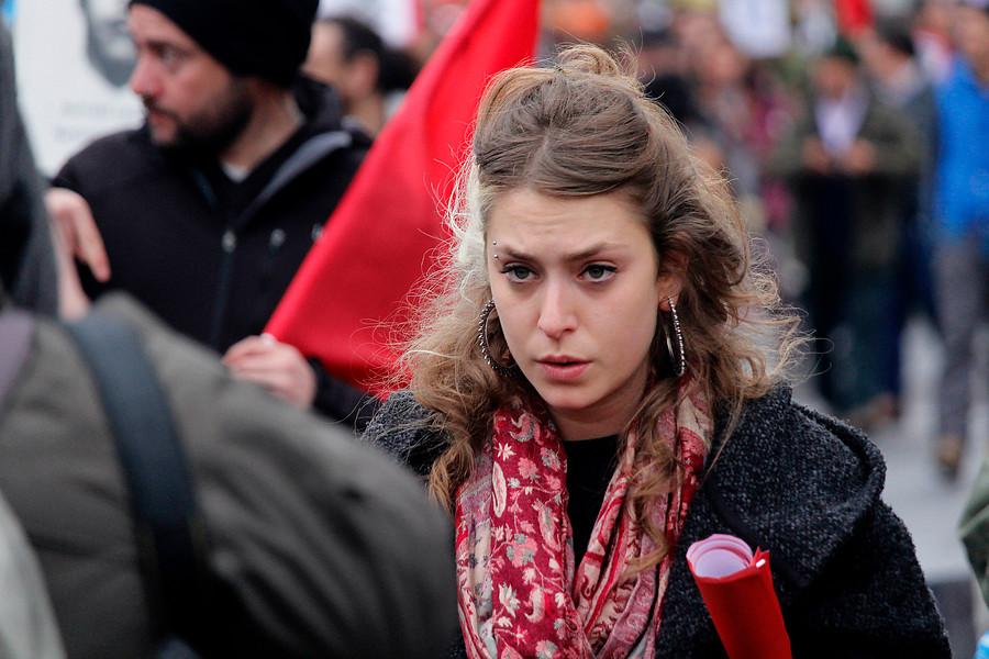 Hija menor de Michelle Bachelet asume cargo en Facultad de Sicología de la UDP