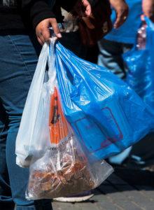 Ministerio de Medio Ambiente envió indicación para prohibir bolsas plásticas en todo el país