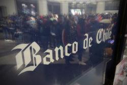 Banco de Chile enfrenta nueva falla de seguridad en sus plataformas
