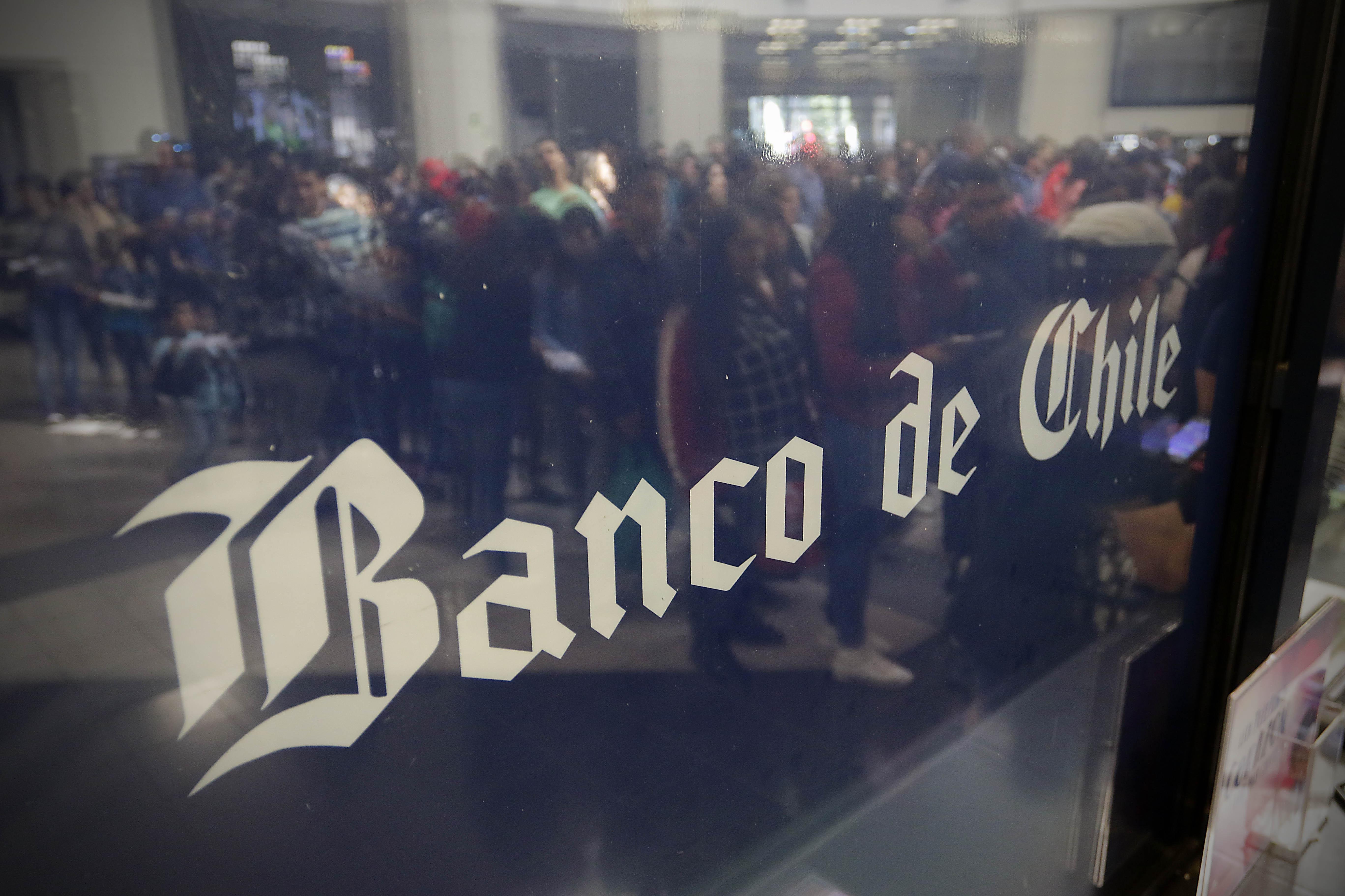 """""""Ataque informático del Banco de Chile se extiende por 5 días consecutivos"""""""