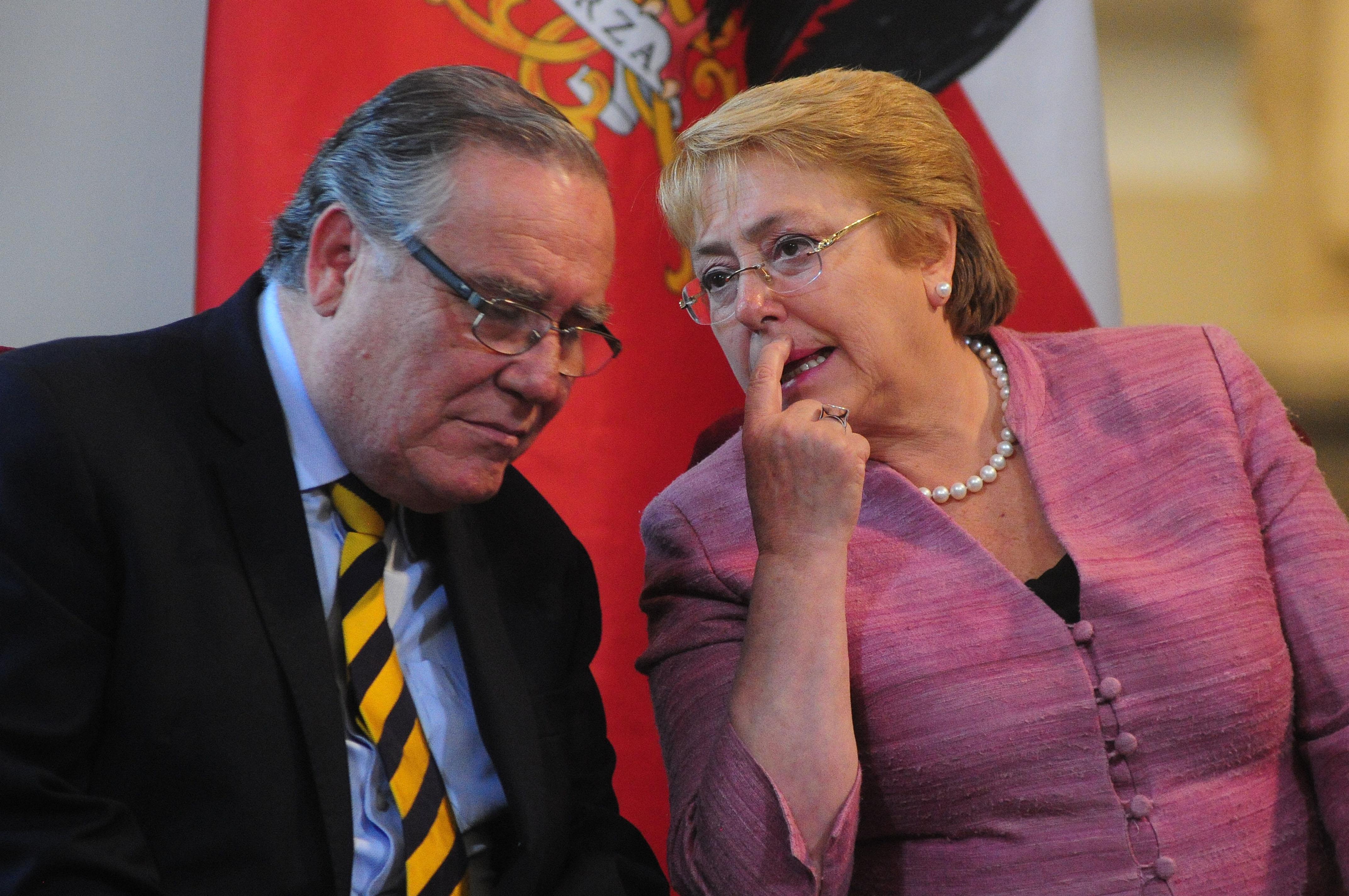 """""""Los ex ministros que se ausentarán de la reunión con Michelle Bachelet"""""""