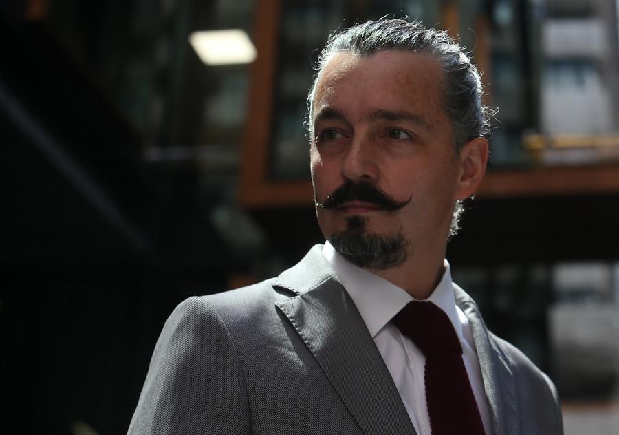 """""""Caso SQM: Pablo Gómez dejará la Fiscalía para partir a Inglaterra junto a su familia"""""""