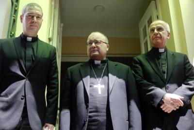 Iglesia chilena confirma las fechas de la visita de Charles Scicluna y Jordi Bertomeu