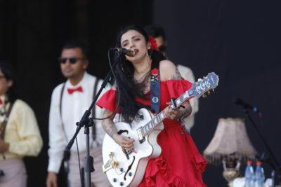 """Rolling Stone entrevista a Mon Laferte y la califica de """"renegada"""""""