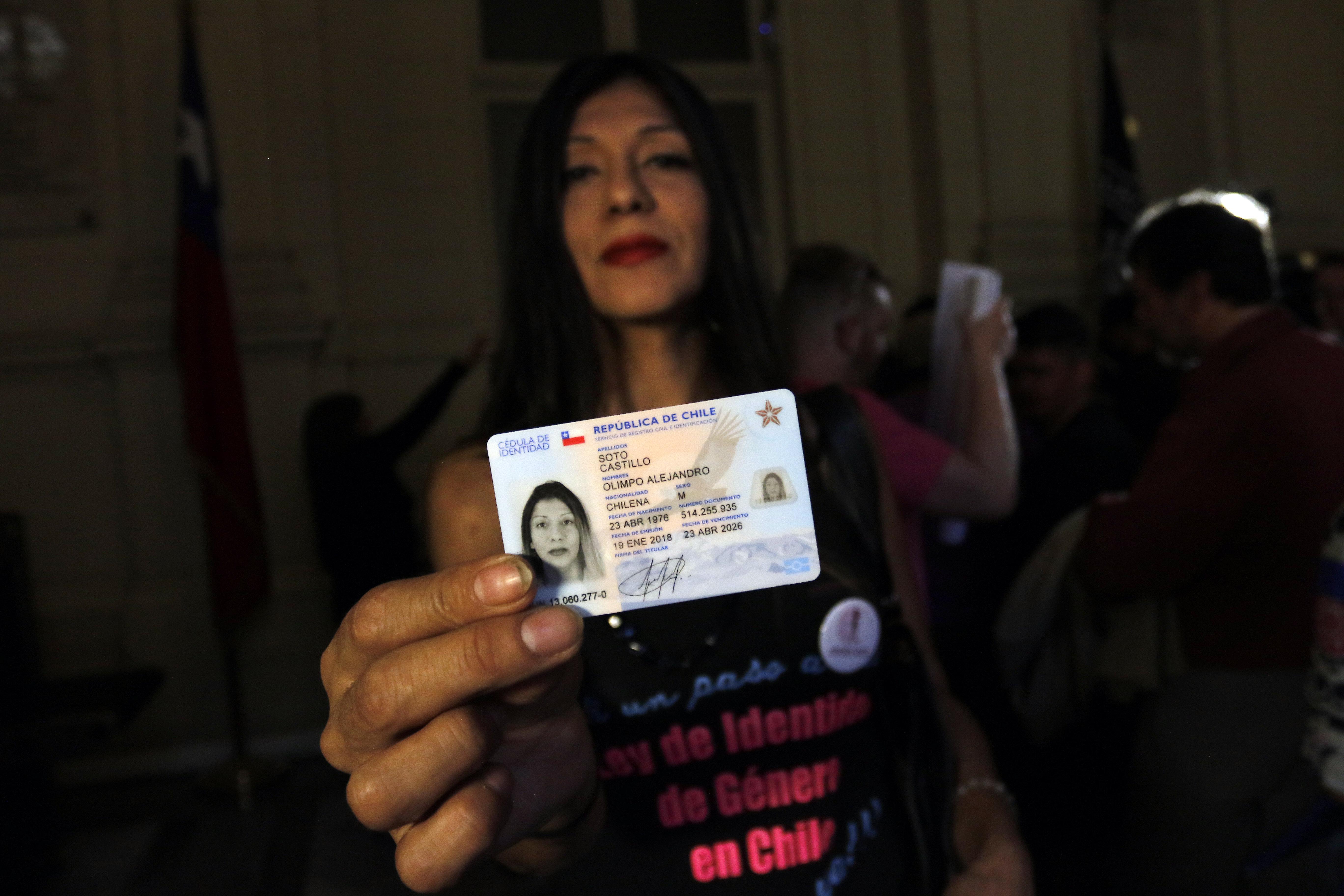 """""""Corte Suprema determina cambio de nombre y sexo registral de persona transgénero"""""""