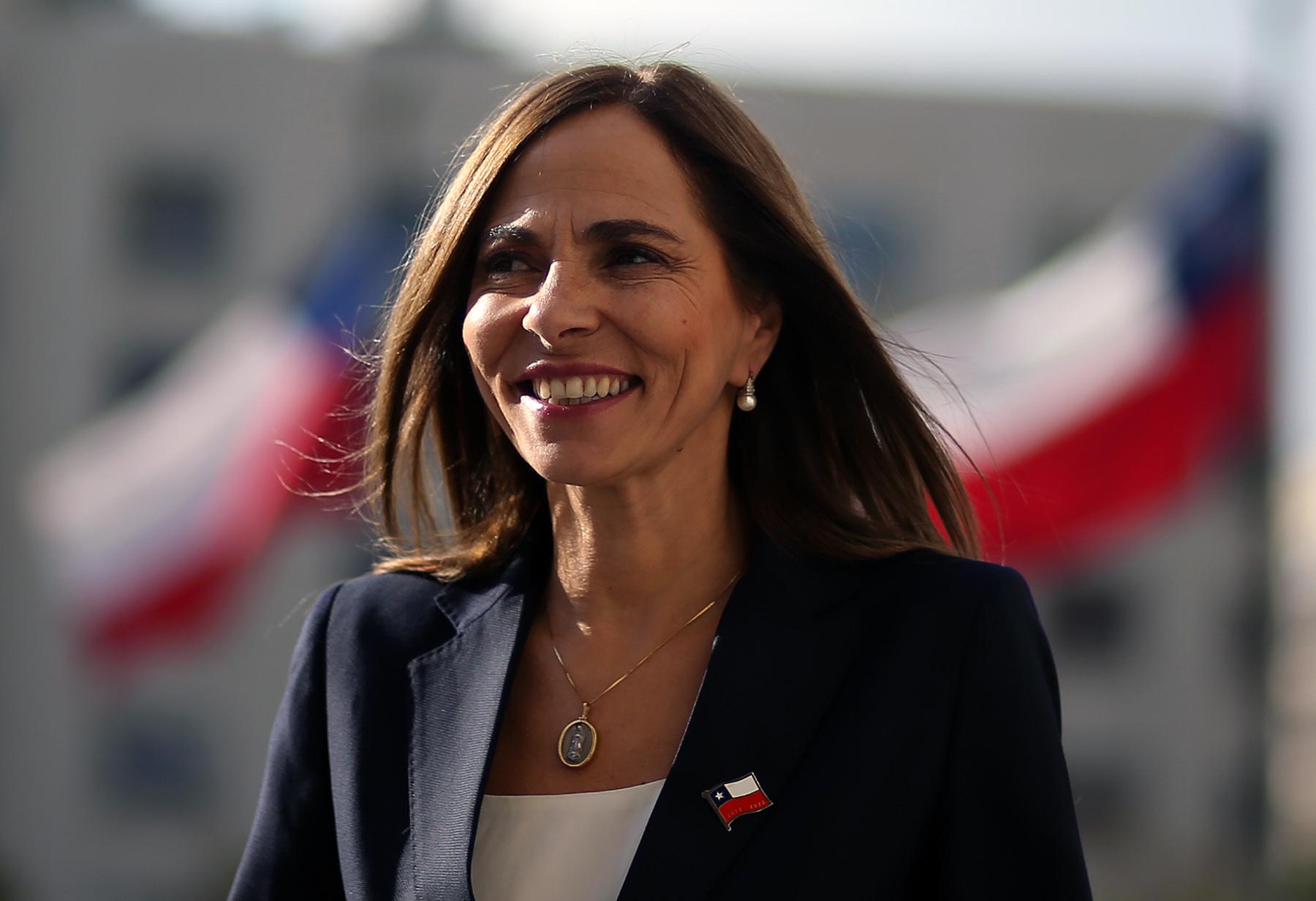 """Ministra Plá por tomas feministas: """"Las demandas de las estudiantes forman parte de nuestra causa"""""""