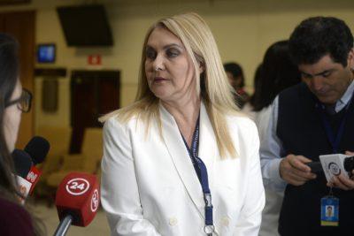 VIDEO | El emotivo discurso de renuncia de Pamela Jiles que profundiza el descalabro en el Frente Amplio