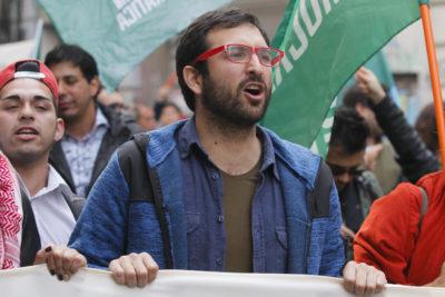 """Miguel Crispi: """"Hoy día, la causa más importante de la izquierda es el feminismo"""""""
