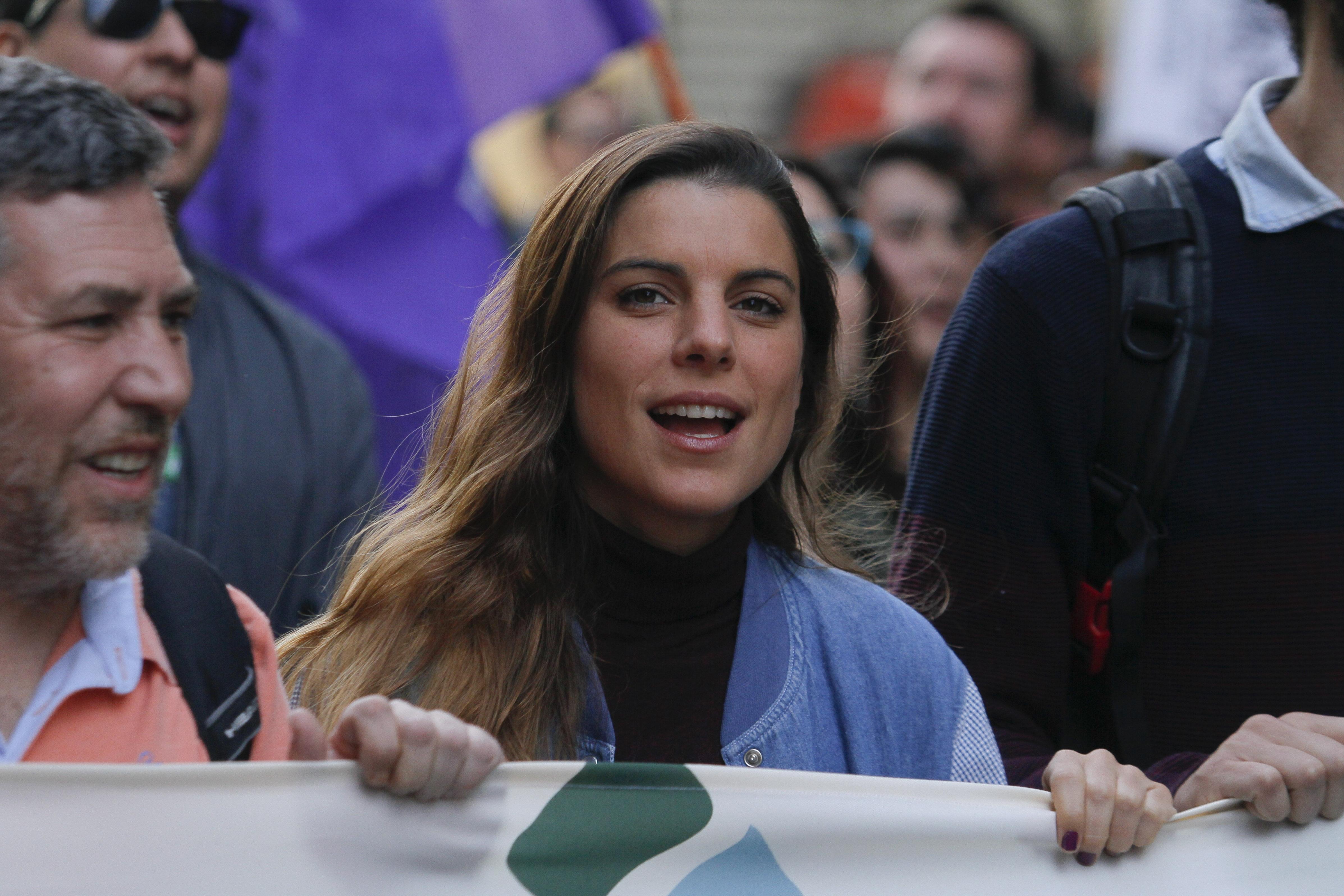 """Maite Orsini y denuncias contra Herval Abreu: """"Hay mucho miedo (…) las mujeres sienten miedo a no tener trabajo"""""""