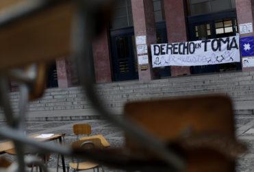 """Roberto Nahum anuncia nueva postulación a Derecho de la U. de Chile: """"Tolerancia cero al acoso"""""""