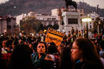 Marcha #NiUnaMenos convoca a miles de mujeres contra los abusos sexuales